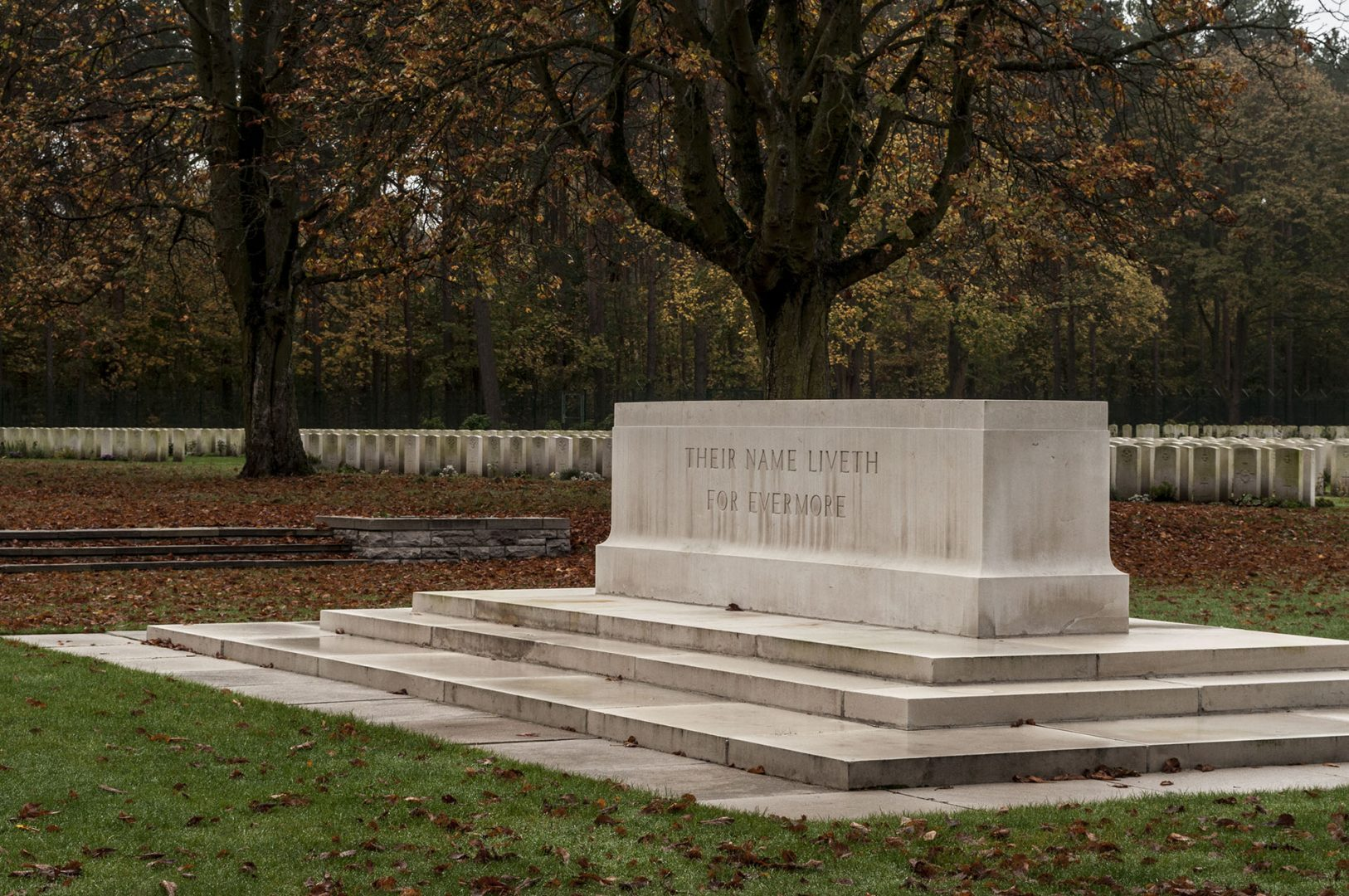 Berlin Commonwealth War Graves Memorial