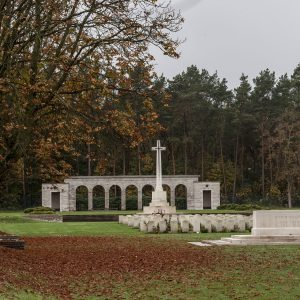 Cross of Sacrifice in Berlin