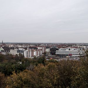 View from Humboldthain