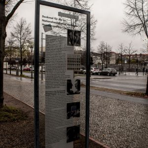 Memorial to Homosexuals Persecuted Under Nazism
