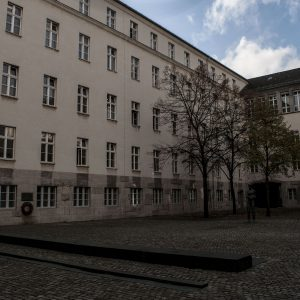 Bendlerblock Courtyard