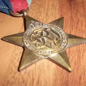 The 1939 - 1945 Star