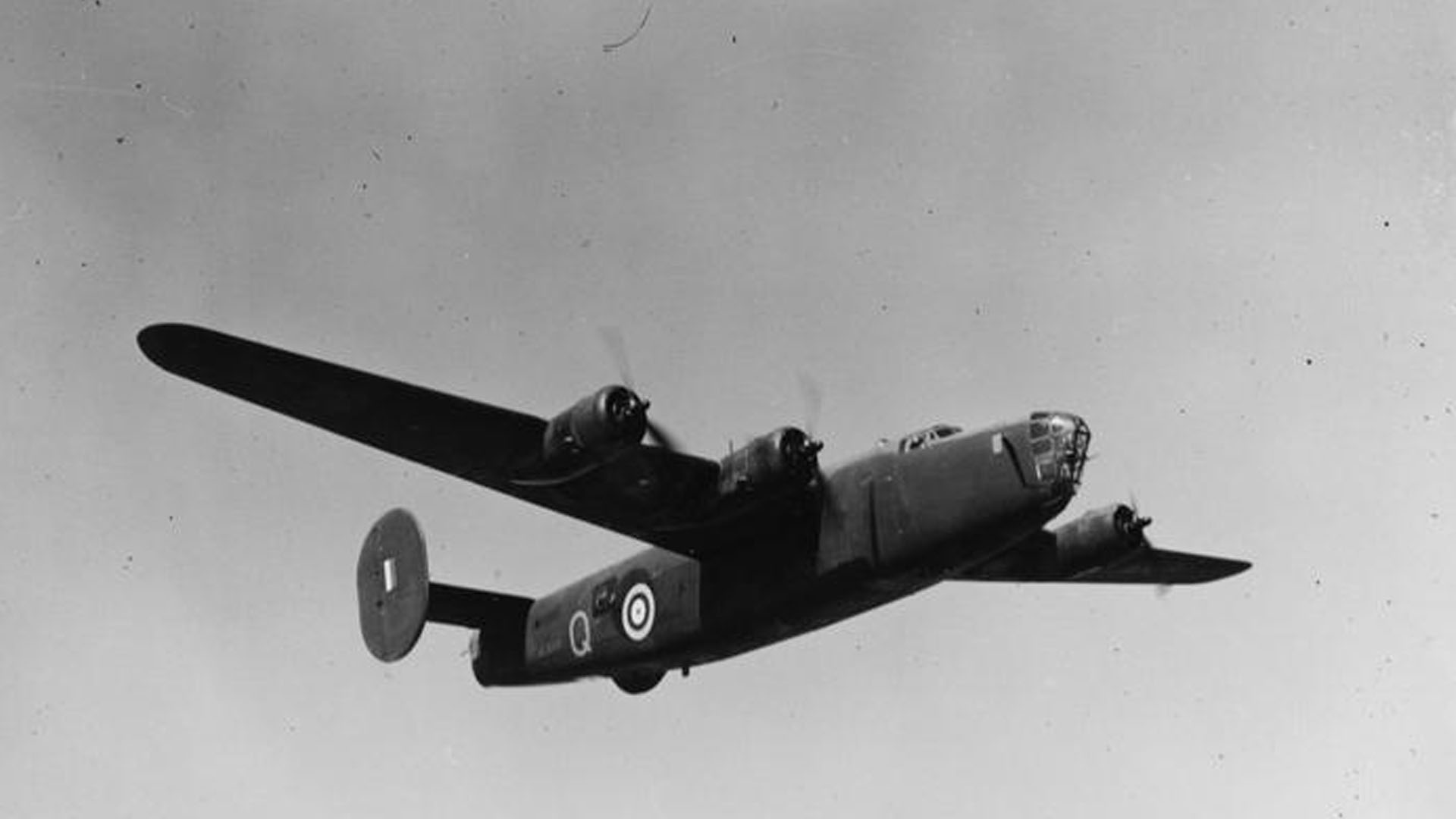 Liberator from RAF 108 Squadron