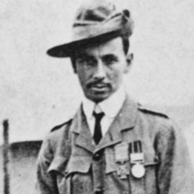 William John English VC
