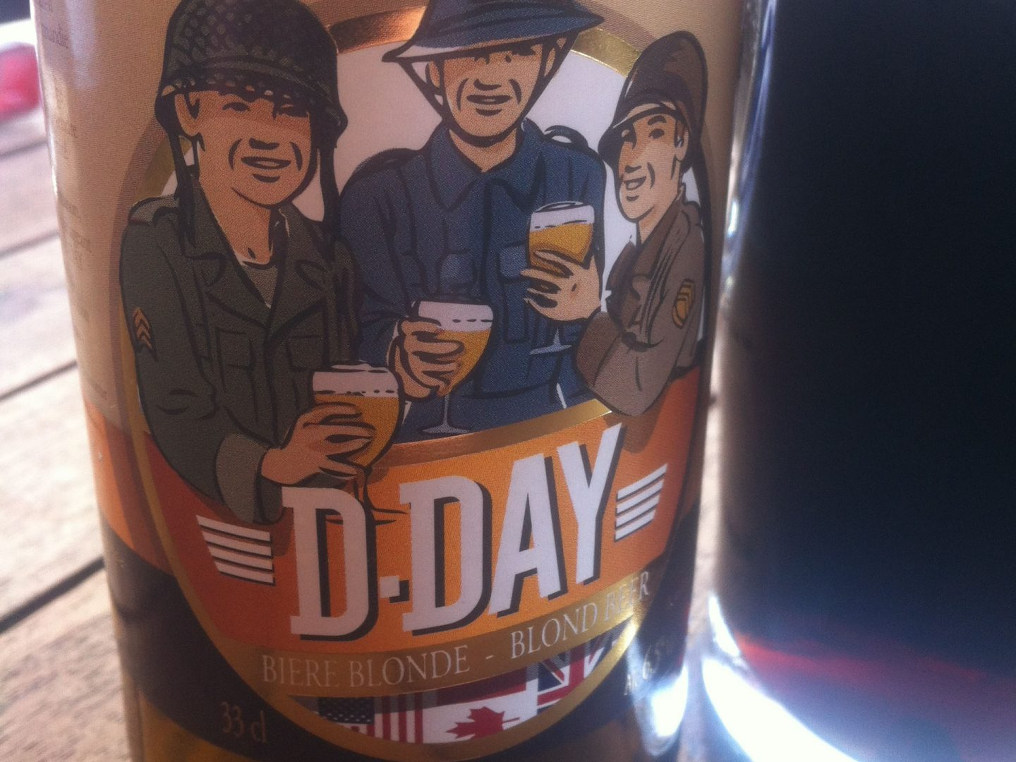 A D-Day Brew