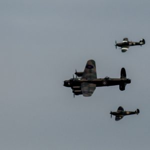 Battle of Britain Fly Past