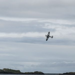 Hawker Hurricane at Portrush