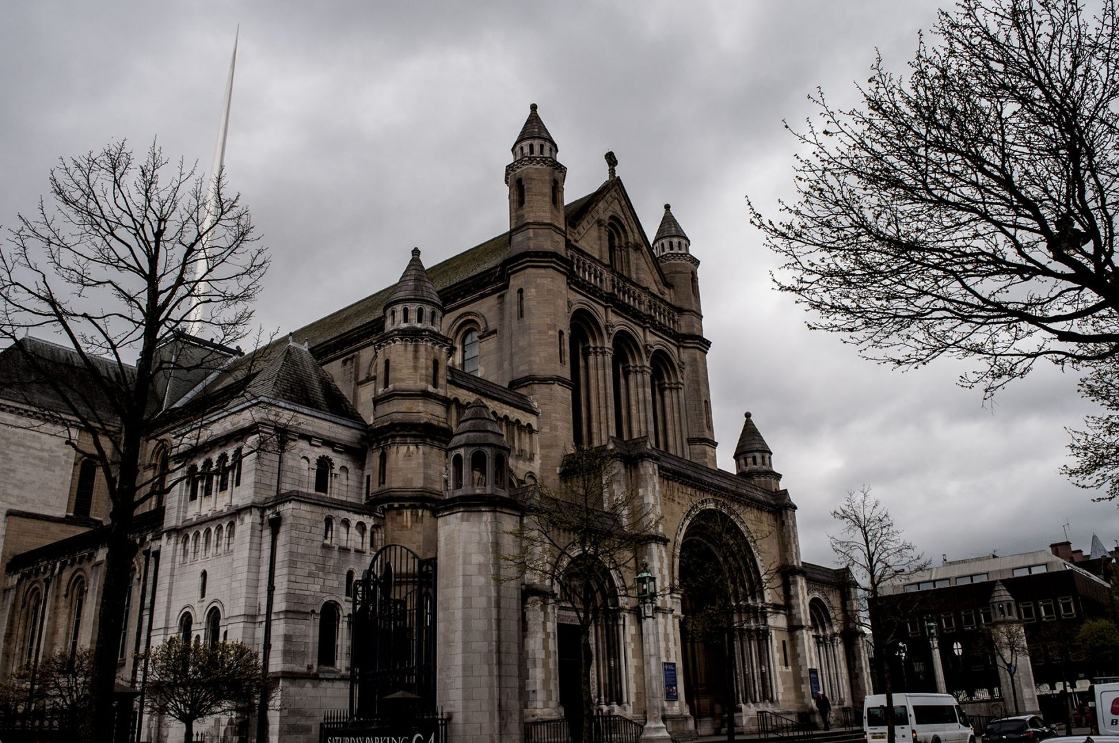 St Anne's Cathedral, Belfast in 2016