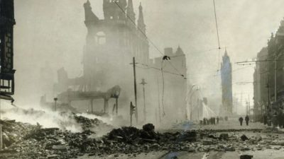 Featured image for Belfast Blitz: The Fire Raid