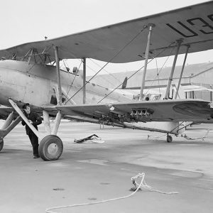 Fairey Swordfish at RAF Aldergrove