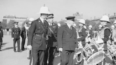 Featured image for Military drumhead service in Southsea