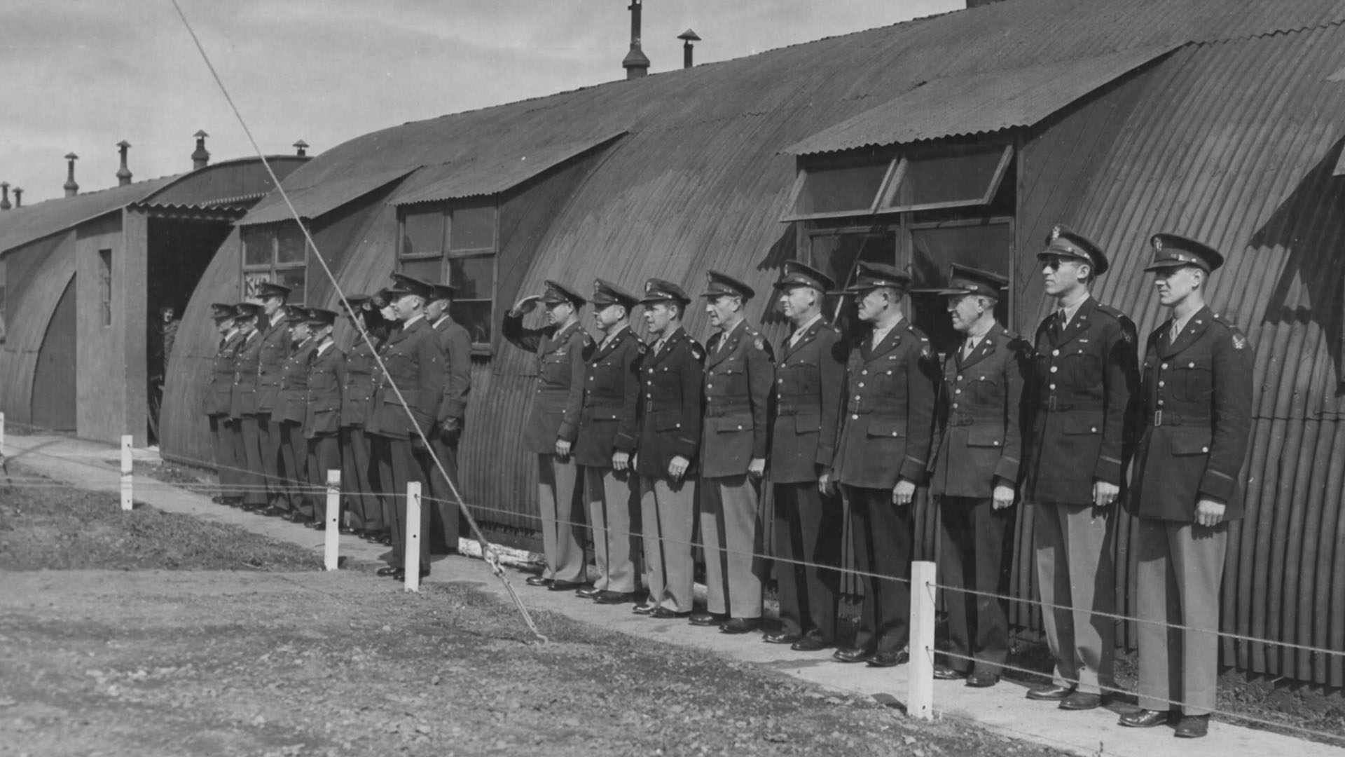 RAF and USAAF at Toome Airfield
