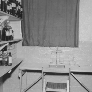 Drug Room at Toome Airfield