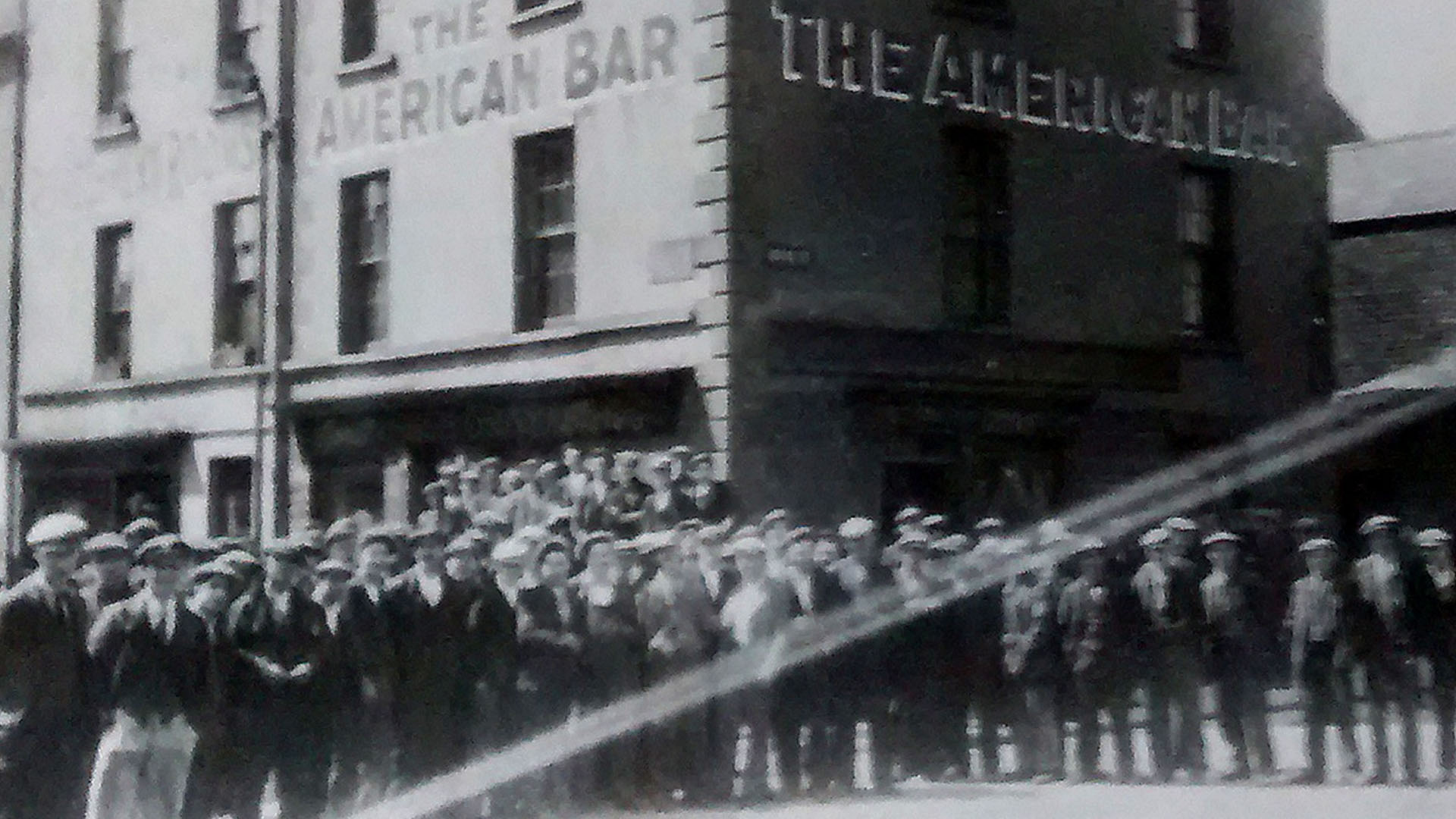 The American Bar, Belfast