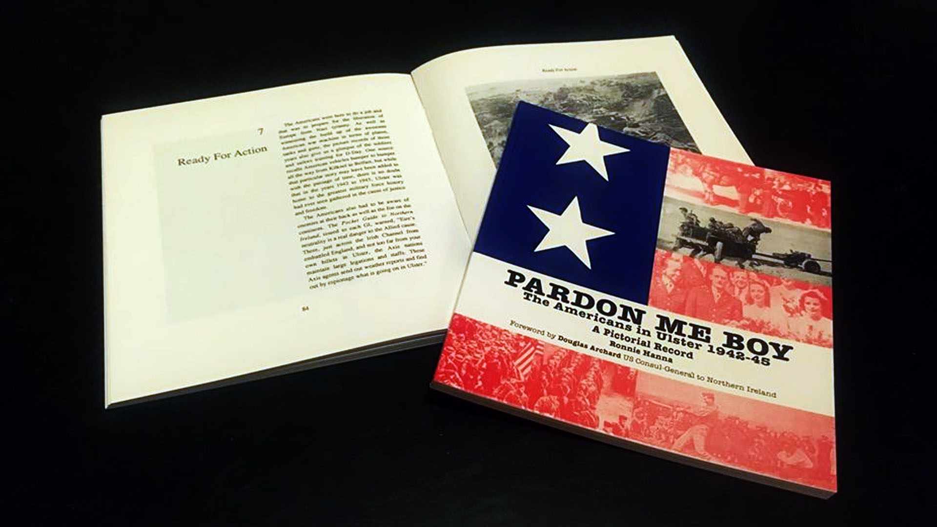 Pardon Me Boy: The Americans in Ulster 1934-45