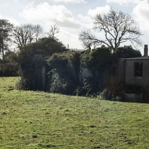 wartime-ni-lough-neagh-cluntoe-building