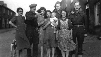 Featured image for Victory in Europe: VE Day celebrations in Gilford, Co. Down