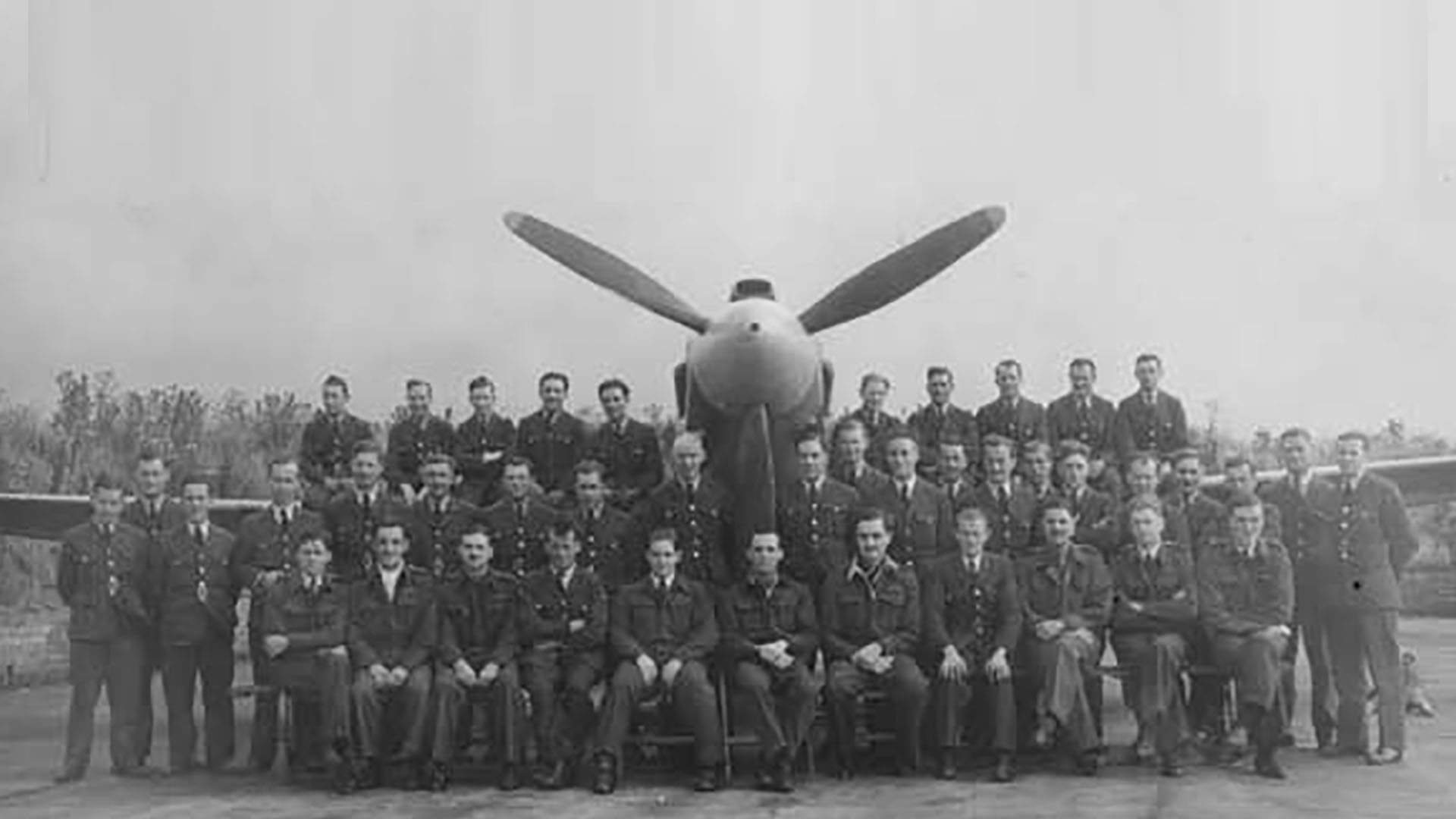 RAF 26 Squadron at Ballyhalbert, Co. Down