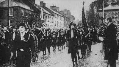 Featured image for Victory in Europe: V.E. Day celebrations in Dungannon, Co. Tyrone
