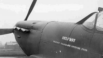 Featured image for The Belfast Spitfire