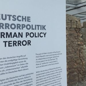 German Policy of Terror