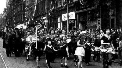 Featured image for Victory in Europe: VE Day celebrations in Belfast