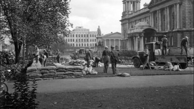 Featured image for How did Northern Ireland prepare for the Second World War?