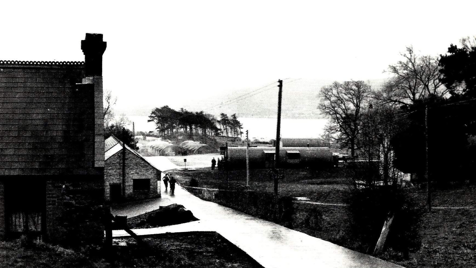 US Army Camp at Ballyedmund, Co. Down