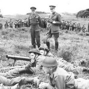 Ulster Home Guard Training
