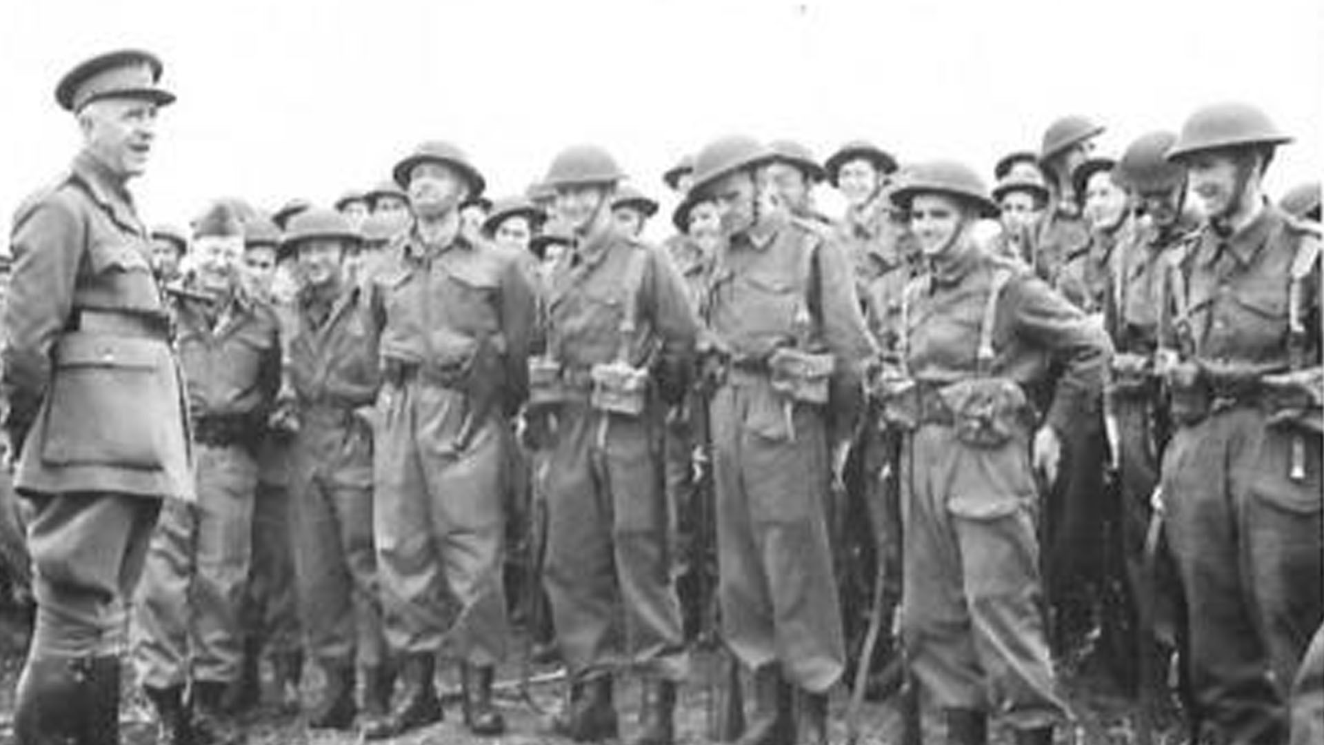 Ulster Home Guard at Dundrum, Co. Down