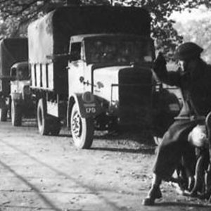 Ulster Home Guard Convoy