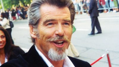 Featured image for Pierce Brosnan to star as 'The Last Rifleman' in Northern Ireland