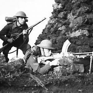 British Army training in Co. Armagh