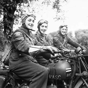 A.T.S. Dispatch Riders in Co. Down