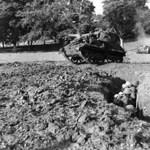 Tanks and Carriers in Co. Londonderry