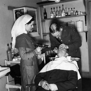 Military Ophthalmic Centre in Belfast