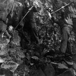 Royal Engineers Quarrying in Ulster